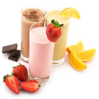 leckere Protein Shakes